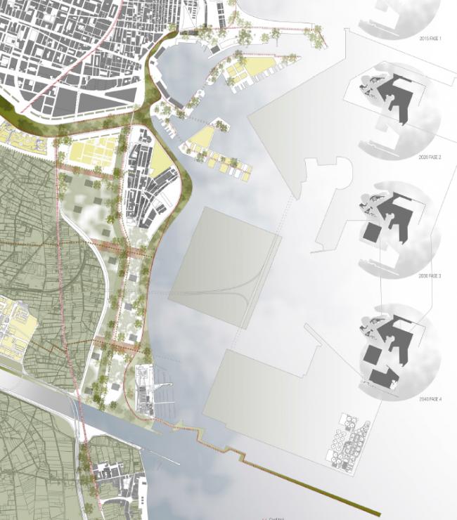 Repensar el puerto de Valencia Equipo: C. Balanzá + V. Manzano + J. Cama + M.L. Renuncio