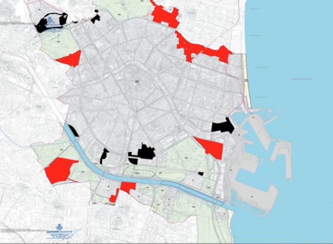 Plan General de Valencia rev 2014
