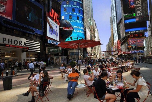 Times Square After. (Después)