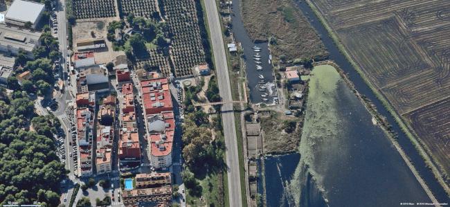 Bingmaps Port El Saler