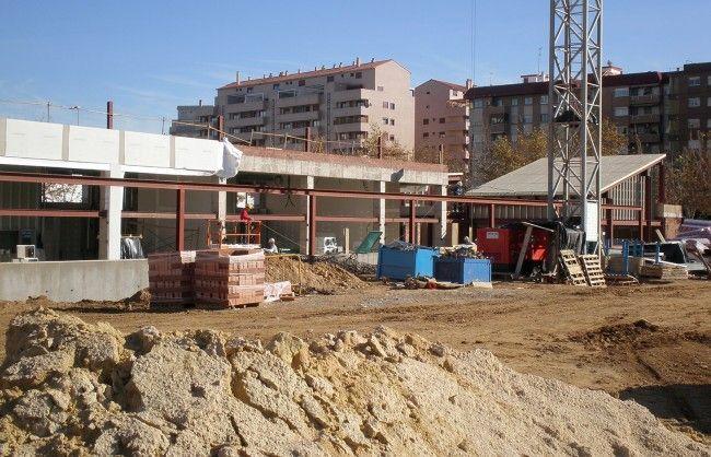 Imagen de la construcción que visita la clase de arquitectura de la UCH-CEU