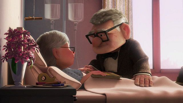 "Fotograma de ""Up"", generado con RenderMan. © Pixar Animation Studios, 2009."