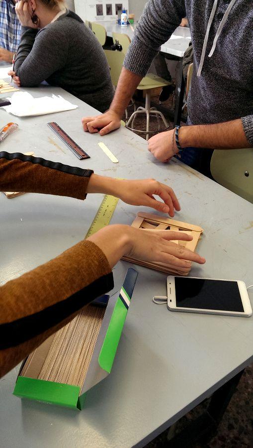 Estudiando geometr a con maquetas en arquitectura blog for Blog de arquitectura