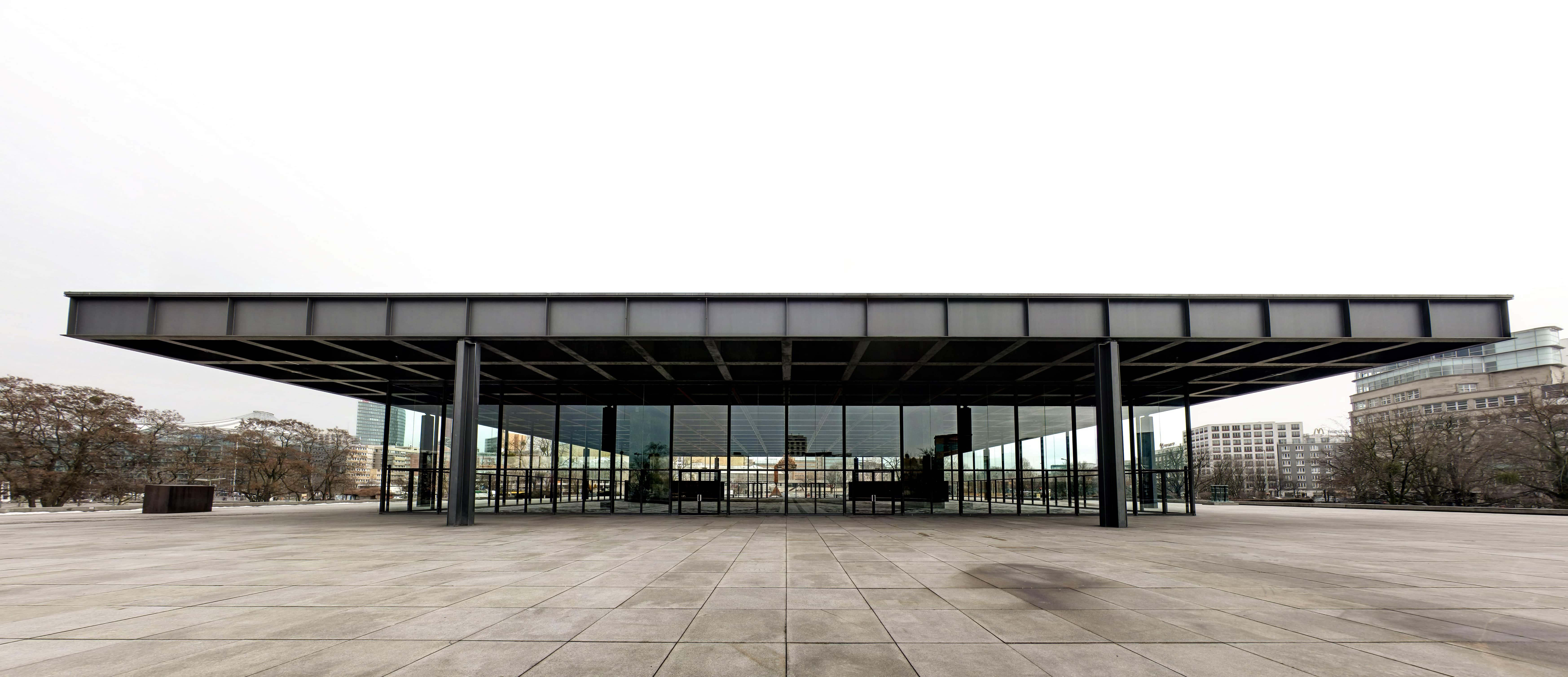 The Neue Nationalgalerie U0026 39 S Rehabilitation