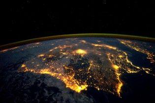 peninsula-iberica-noche-diciembre-2011-desde-ISS-NASA