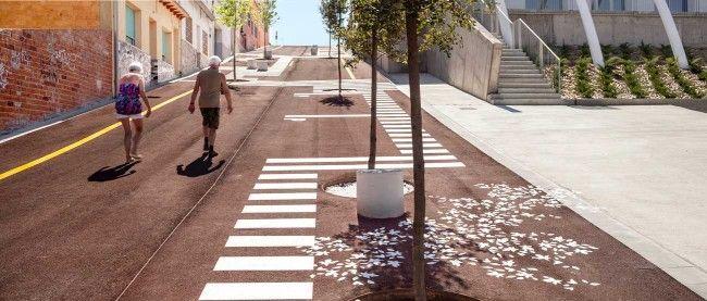 Calle Malgrat de Mar.