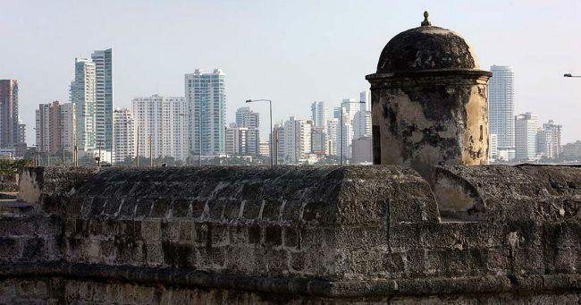 Muralla de Cartagena | Crédito: Semana.com