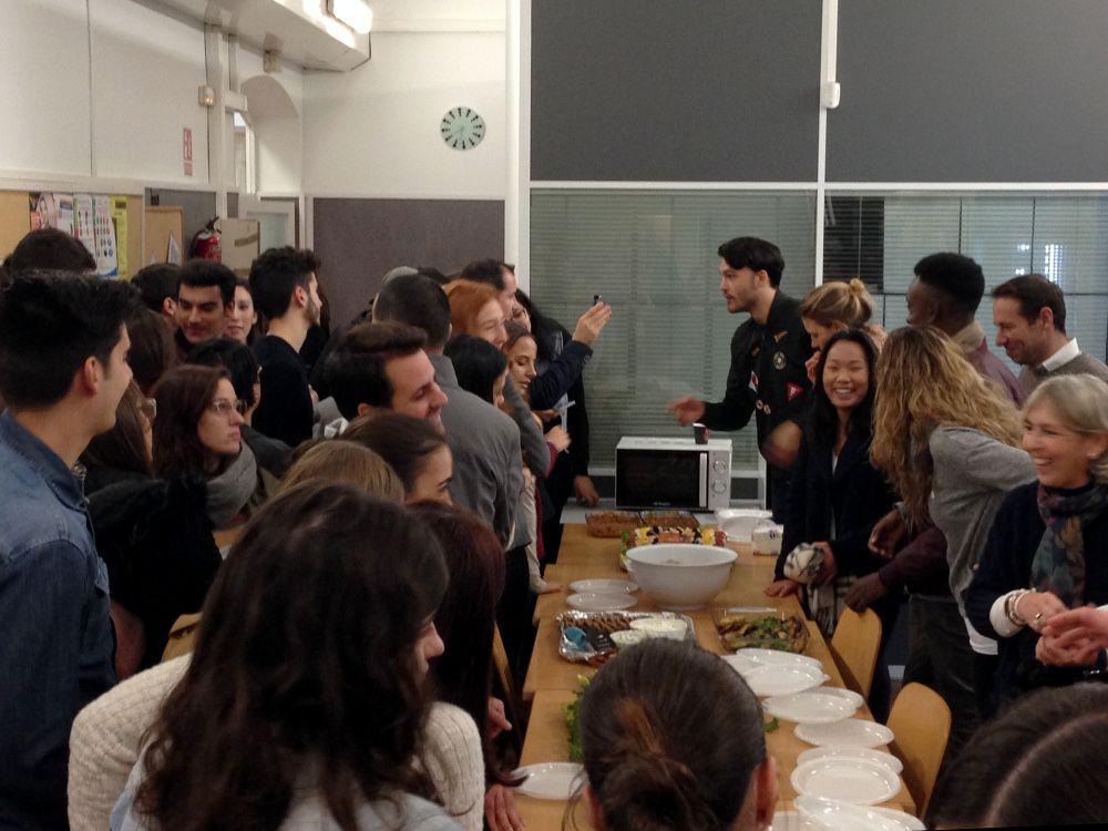 Crea fest en la escuela superior de ense anzas t cnicas for Blog de arquitectura