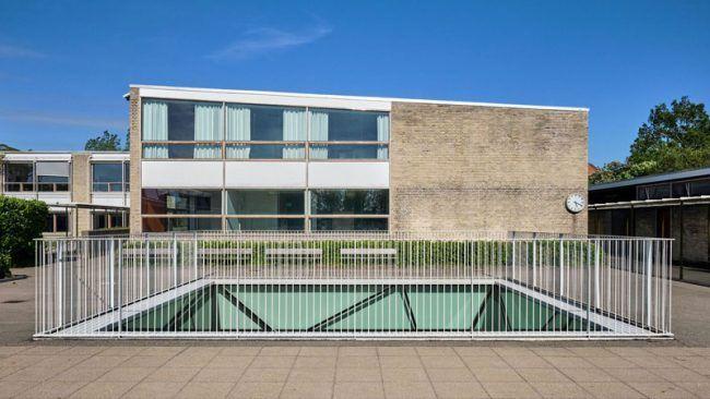 Munkegaard School en Dinamarca
