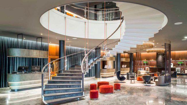 SAS Hotel in Copenhagen
