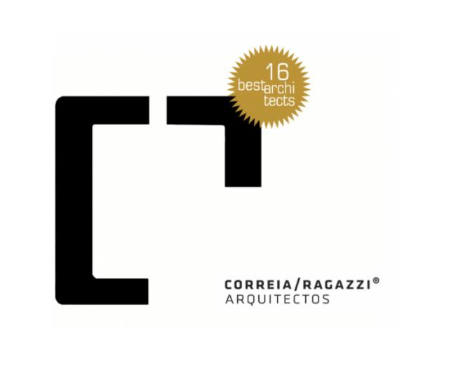 Logo for Correia-Ragazzi Arquitectos