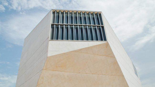 Arquitectura moderna en Oporto (Portugal)