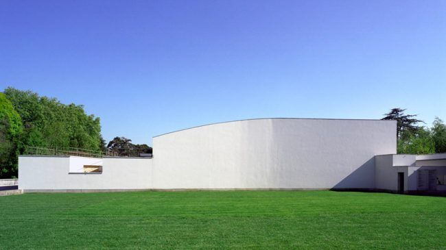 Edificio de Siza en Oporto