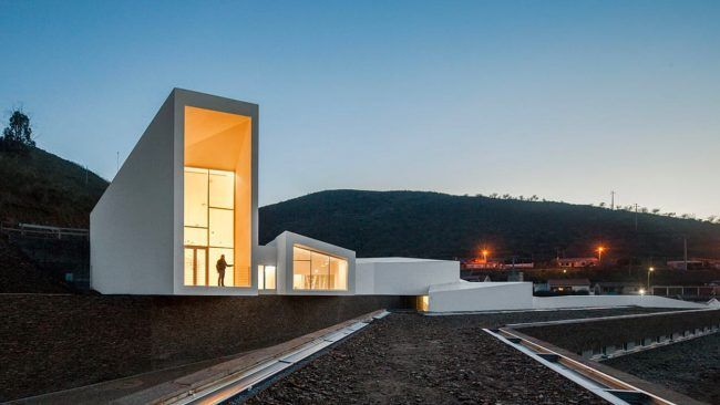 Arquitectura moderna en Portugal