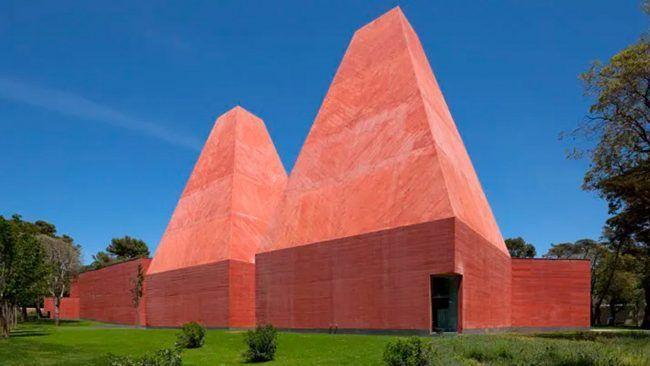 Obra del arquitecto portugués Souto de Moura