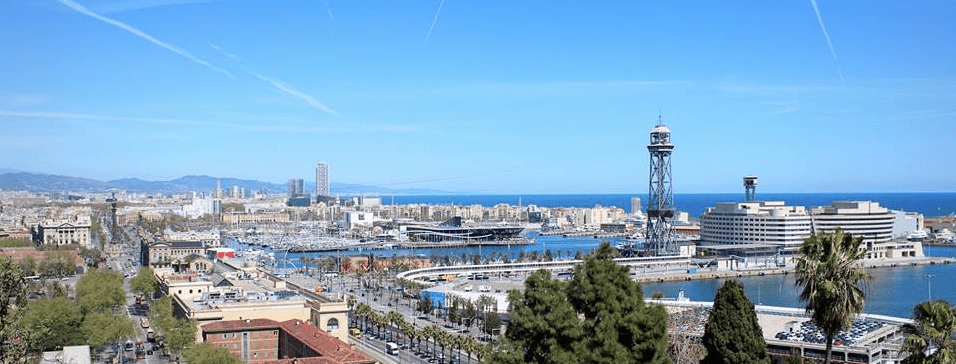 Barcelona, a not-to-be-missed destination if you are studying in Spain!