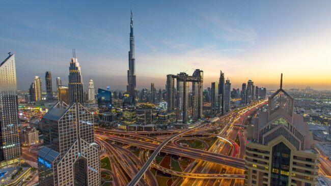 Un ejemplo de ciudad contrario a la arquitectura sostenible