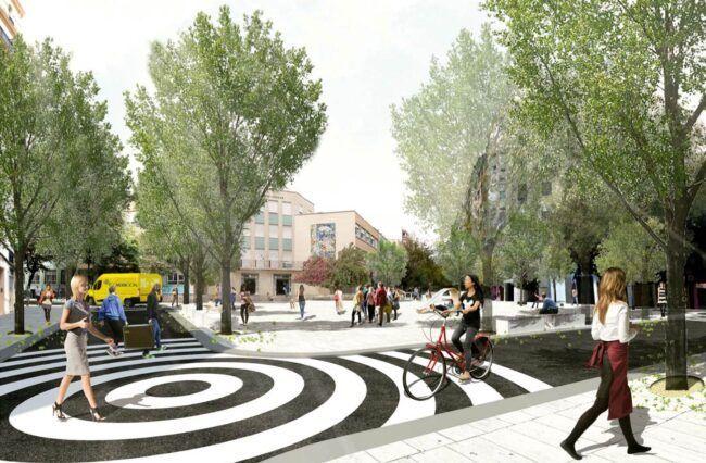 Propuestas de mejora de la movilidad en Valencia por EFGarquitectura