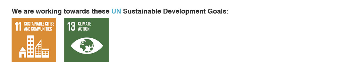Sustainable Architecture and SDGs