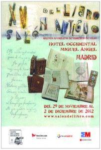 XV Salón del Libro Antiguo de Madrid
