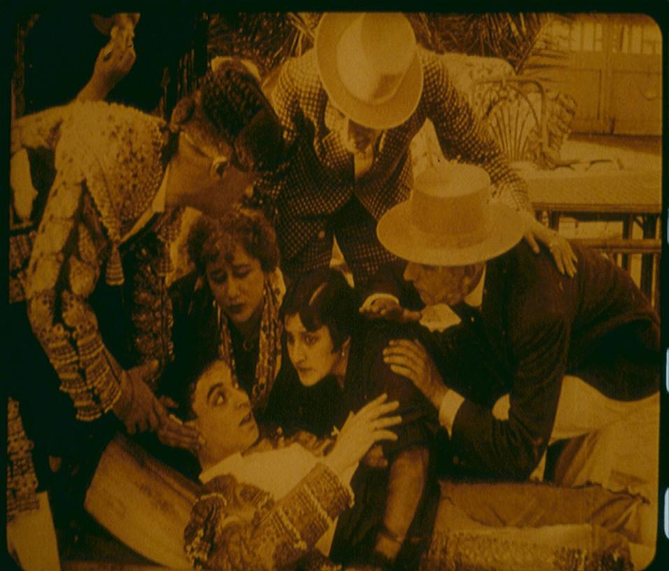 Sangre y arena (1916)
