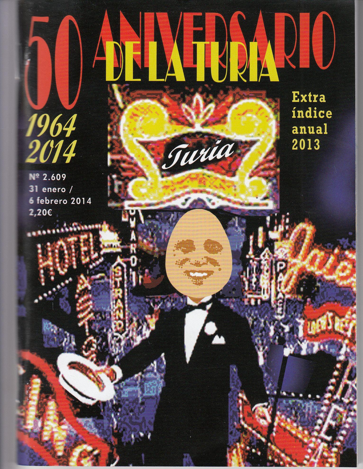 50 aniversario de la cartelera Turia