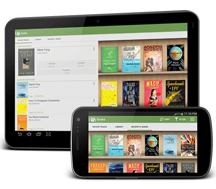 Aplicaciones para leer desde tu móvil