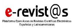 e-Revist@s : plataforma Open Access de revistas científicas electrónicas españolas y latinoamericanas