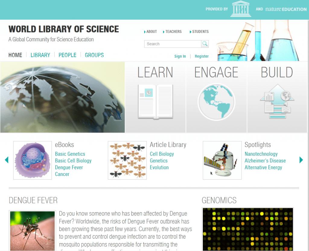 Biblioteca Mundial de Ciencia