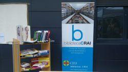 Estand Biblioteca-CRAI