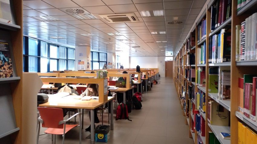 Biblioteca Castellón