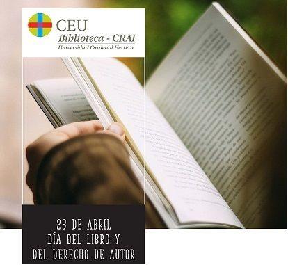 """Actividades """"Día Mundial del Libro y del Derecho de Autor"""""""