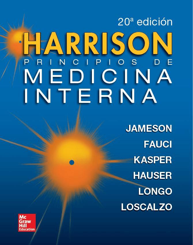 """Versión digital de """"Harrison. Principios de Medicina Interna"""""""