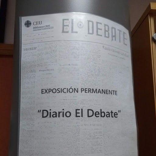 """Exposición fotográfica """"El Debate"""""""