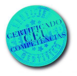 Sello de certificado de competencias