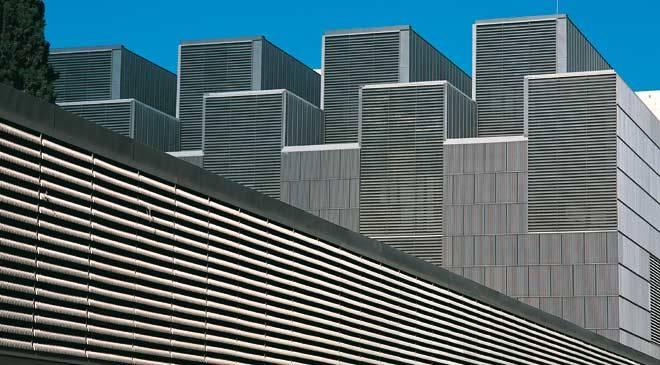 Building in Castellón