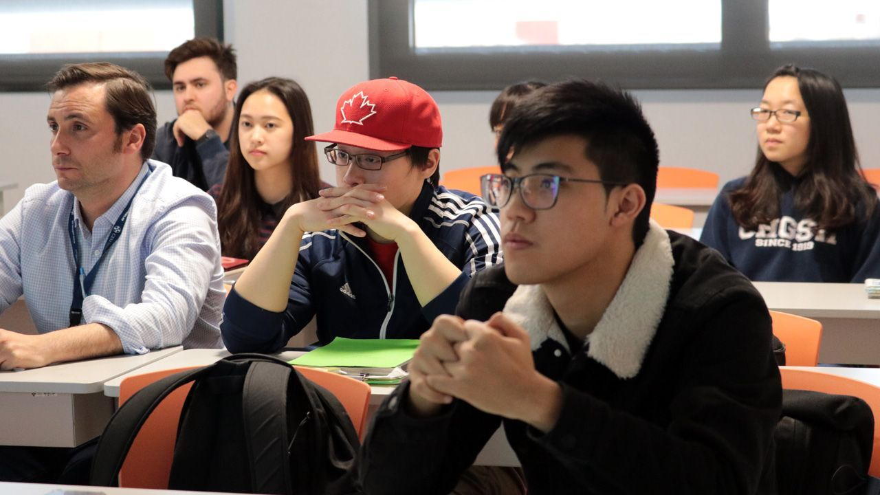 Students got the opportunity to learn new things by attending the presentations!