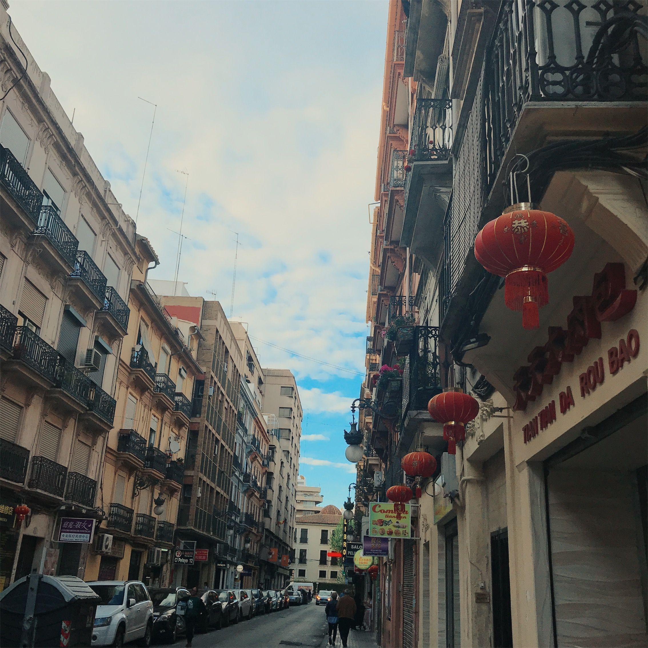 Calle Pelayo/China Town Valencia