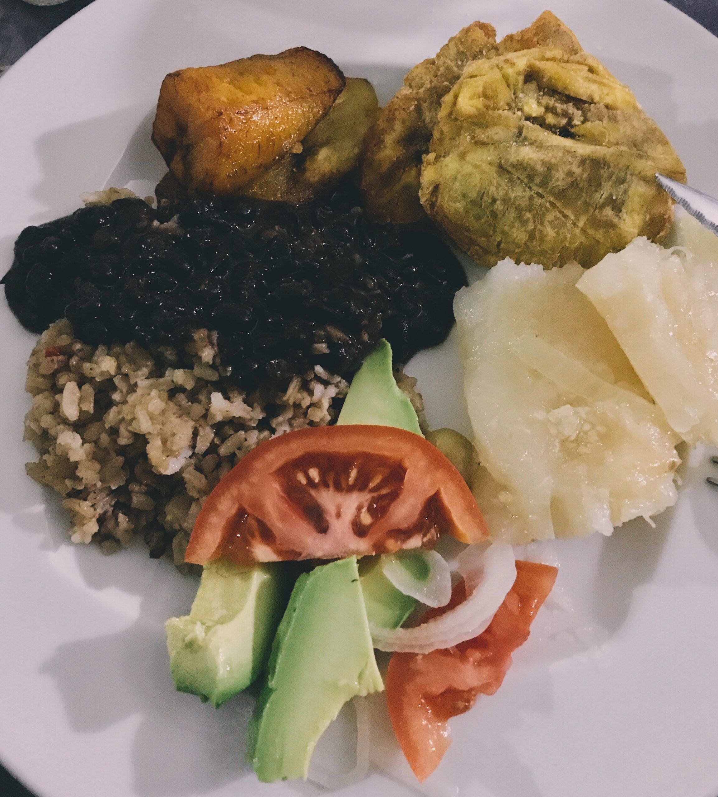 Most delicious and authentic Cuban food in Valencia.
