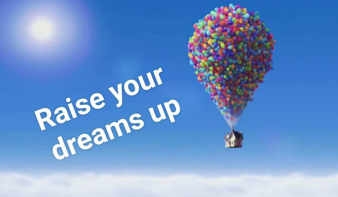 Knowledge is represented by the balloons, and by the time you finish, see how much you have gained.