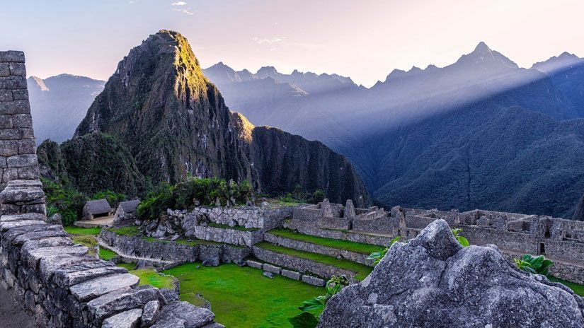 Machu Picchu, one of the most popular and magical tourist destinations in the world