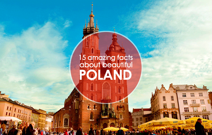 Wouldn't you love to visit Poland or even choose it as your Erasmus+ destination?