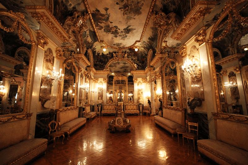Visit the impressive Museum Cerralbo to witness 19th century opulence.