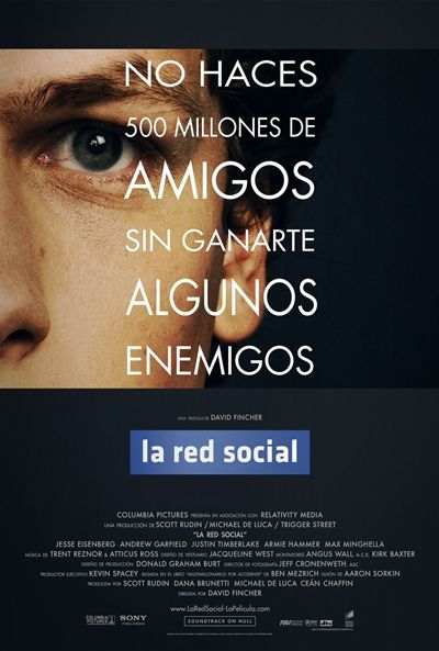 Cartel de la Red Social