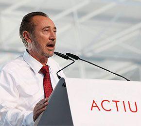 Vicente Berbegal. Fundador y Presidente del Grupo Actiu
