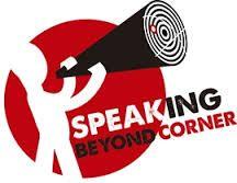 speaking beyond corner