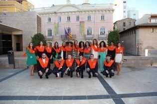 X Promoción de Licenciados en Ciencias Políticas y de la Administración y XI Promoción de Graduados en Ciencias Políticas