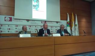 Vicente Navarro de Luján, Director de Proyección Cultural y Social, clausura el Seminario Internacional