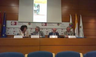 Mercedes Cabrera, Catedrática de Hª del Pensamiento y de los Movimiento Sociales y Políticos, de la UCM hablándonos sobre Urgoiti