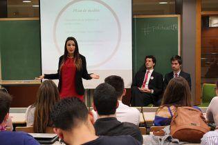 La candidata de Compromiso aragonés explica su campaña